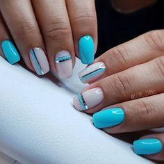 Chic Nails, Stylish Nails, Trendy Nails, Romantic Nails, Elegant Nails, Art Deco Nails, Nail Art, Nagellack Design, Neutral Nails