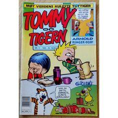 Tommy & Tigern: 1993 - Nr. 11