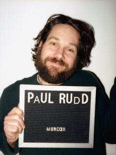 paul rudd.