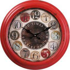 Horloge Murale Lorraine