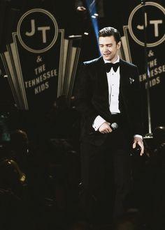 Justin Timberlake. loved his performance last night!