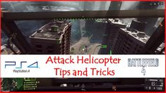 Attack Helicopter Tips - The one who fires first wins. ECM jammers take longer to redploy than flares. When taking damage head back to your Base. Ps4, Playstation, Lab Games, Attack Helicopter, Battlefield 4, Bullying, Gaming, Live, Ps3
