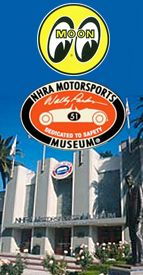 Mooneyes Exhibit at NHRA Museum: Go! with MQQN