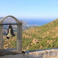 Panachrantos Monastery Andros, Greece | www.androslocation.com