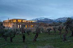 Zgharta House, Lebanon / platau – Architecture Lab