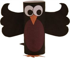 crow or raven craft