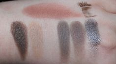 CLARINS Ombre Matte Eyeshadow Fall Collection 2014-3 Earth   Nude Beige   Nude Pink   Taupe   Rosewood   Sparkle Grey