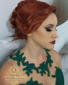 Love Ginger. ..💜 Make Up/ Hair com muuuita excelência e carinho.  Vem também!!! (27) 99740-6380 #make #lashes #makelove #Hair #ginger #schwarzkopf #macdiva #maccosmetics