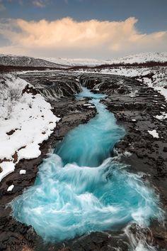 Bruarfoss - Iceland