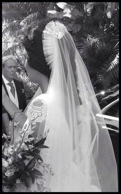 #velo #mantilla #wedding #bridal #accesorie #veil