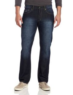 U.S. Polo Assn. Men's Slim Straight Five Pocket Jean Price: $32.99