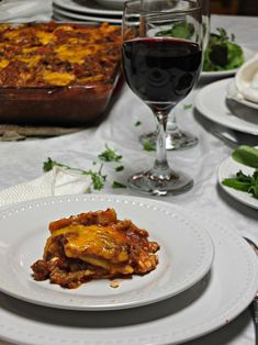 Paleo Lasagna with Homemade Noodles | Cook It Up Paleo