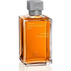 MAISON FRANCIS KURKDJIAN Pour le Soir eau de cologne 200ml (25140 RSD) ❤ liked on Polyvore featuring men's fashion, men's grooming and men's fragrance