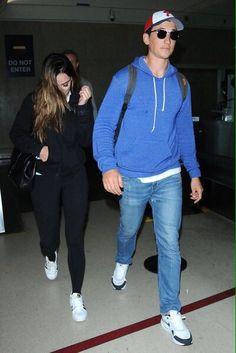 Miles Teller & girlfriend Keleigh Sperry