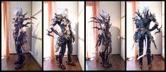 FFXIV Dragoon Cosplay Armor Update by Evil-Siren on DeviantArt