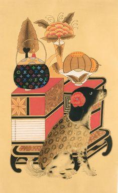 민화 Korean folk paintings : [현대 민화] 곽수연