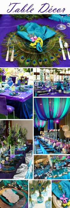 Best Ideas For Purple And Teal Wedding Teal And Purple Wedding