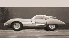 Another Chevrolet Corvette concept that did not make it was the 1957 Chevrolet SS