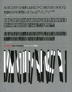 The Fuse Box: Faces of a Typographic Revolution - Print Magazine