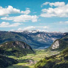 Bohinj Slovénie