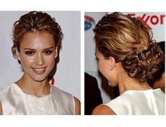 Peinados de fiesta explicados paso a paso - Paperblog