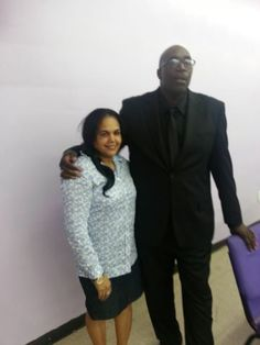 """Meet Mr and Mrs Salaah of  NY. Both are doing terrific. Mr Salaah  however, is running for the touch down. As of 8/13/2013,  he had  released 72 lbs. Phil started his wellness journey on 4/10/13!   Their products: Youngevity's Healthy Start Pak (#10245) and Pollen Burst (# PJ 330) To order wholesale what they use, go to: philsalaah.my90forlife.com.   Serenity Team members join as """"Associates"""" only, for 1x fee of $10.00, then request the  'lite' site.  Posted August 31, 2013"""