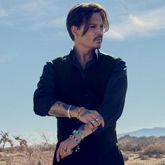 Johnny Depp pour «Sauvage»
