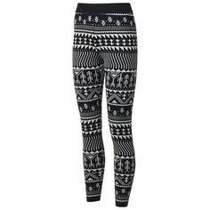 Juniors' SO® Sweater-Knit Leggings