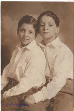 Dino Martin Crocetti and William Crocetti. All Rights Reserved ©AdriBarrCrocetti.com