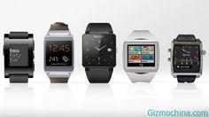 Samsung Smart Watch Comparison