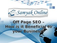 Off page SEO is the technique used to improve the ranking of websites in the search engine results page.