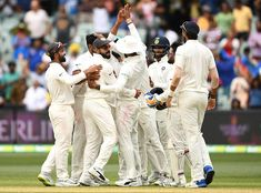 NEW DELHI: India captain Virat Kohli and his team will be open to playing the entire Test series against Australia in a 'bio-secure' Adelaide Oval if the situation demands, a top official of the Indian cricket board said. India are scheduled to . Batting Order, Mitchell Starc, Shikhar Dhawan, State Of Play, David Warner, Man Of The Match, Steve Smith, Virat Kohli, The New Normal