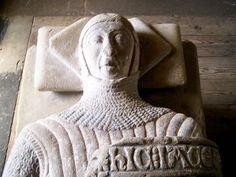 "Wales, Llanarmon-yn-tal - ""here lies.."" by jmc4 - Church Explorer, via Flickr"