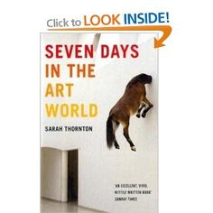 Seven Days in the Art World [Paperback]