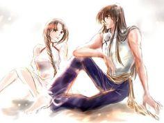 Shiryu y Sunrei 1