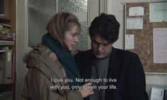 Lately It's You - ozu-teapot: Conte d'hiver (A Tale of Winter) Sad Movies, Movie Tv, L Love You, My Love, Provocateur, Herve, Movie Lines, Film Serie, Film Quotes