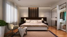 Bedrooms with a Ton of Space
