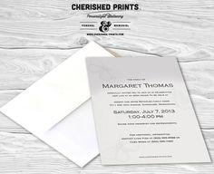 Memorial Service Invitation Wording Watercolor Ombre Multipage Funeral Program Celebration Of Life .