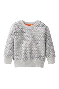 Sovereign Code | Ingram Geometric Pullover Sweater (Baby Boys) | Nordstrom Rack