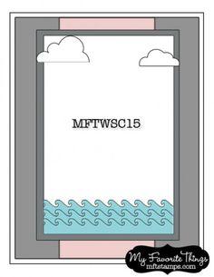 MFT Wednesday Stamp Club Sketch