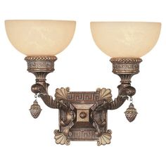 I pinned this Mediterranean Wall Sconce from the Transglobe Lighting event at Joss and Main!