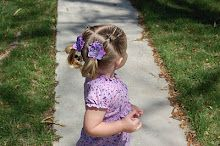 website that shows how to do some cute little girl hair styles