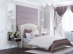 Спальня современная классика - Галерея 3ddd.ru