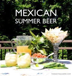 mexican summer beer