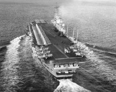 Warships on the Rails: Royal Navy and British Railways Royal Navy Aircraft Carriers, Navy Carriers, British Aircraft Carrier, Hms Ark Royal, Flight Deck, Ww2 Aircraft, Navy Ships, Battleship, Fighter Jets