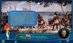 ¿quieres saber cómo fué la llegada de Colón a America?. Descárgatela gratis