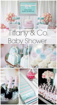 Tiffany & Co. baby shower!