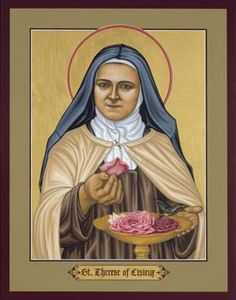 Therese of Lisieux Icon