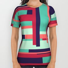 Diversity All Over Print Shirt by Okopipi Design   Society6