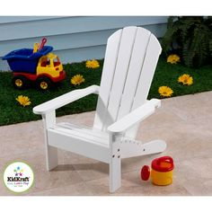 Kidkraft Child Size Adirondack Chair